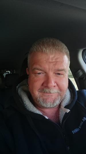 Klas Adolfsson, 46, från Edsbyn var först på plats vid bussolyckan utanför Sveg.