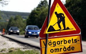 På flera ställen kring Sundsvall planeras nya vägbyggen.