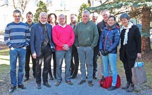 Representanter för Dalarnas yrkeshögskolor träffade i går för att diskutera ett framtida samarbete.