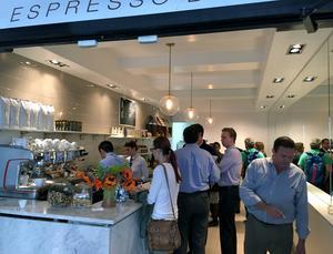 Det är företagets andra kafé som hamnat på en känd lista.