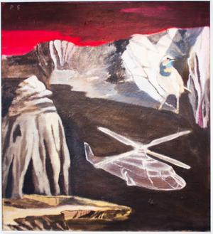 I Himalayan escape bearbetar Per Sångberg en dramatisk händelse i samband med en bergsvandring.