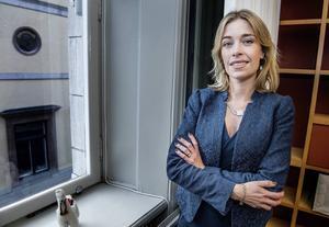 Socialförsäkringsminister Annika Strandhäll (S) lovar att återkomma. Stupstocken i sjukförsäkringen ska bort.