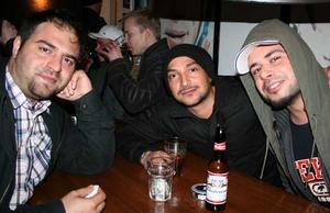 Bill & Bob. Ali, Mike och Filip