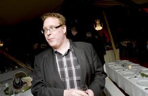 Peter Kärnström, kommunalråd (S) i Sandviken.
