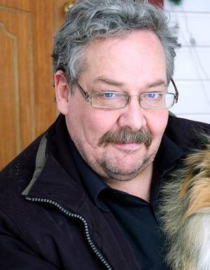 Alf Lundin tror att Miljöpartiet kan tilltala väljare både från höger och vänster.Foto:  Sandra Högman