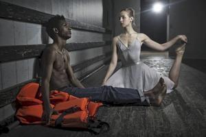 Sju flyktingar berättar sina historier i kommande