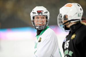 Matilda Plan missade seriepremiären mot Söråker men är nu tillbaka i truppen inför dagens match mot Sandviken.