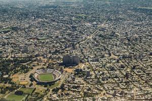 Montevideo är huvudstad i Uruguay.   Foto: DFLC Prints/Shutterstock.com