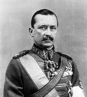 Gustaf Mannerheim.