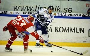 Jon Knuts, ny assistande kapten i Leksands IF kommande säsong. Foto: Robin Nordlund / SCANPIX
