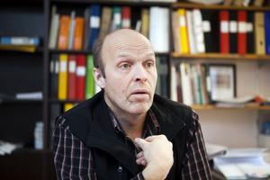 Jonne Nordin, egenföretagare i Ramsele, utsattes för dubbla bedrägeriförsök på nätet.
