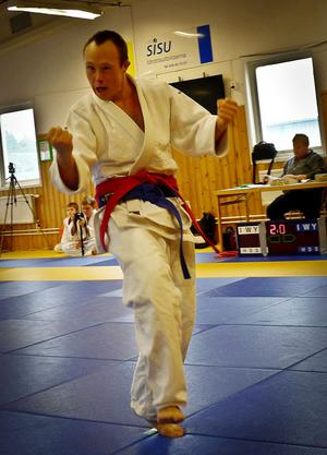 Joakim Roos tog ett guld.