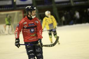 Mattias Hammarström missade straff vid ställningen 4–4.