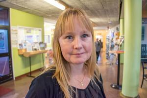 Susanne Hansson (S), kommunalråd i Strömsund.