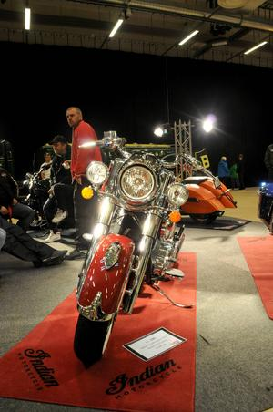 En Indian Chief Classic 2014.