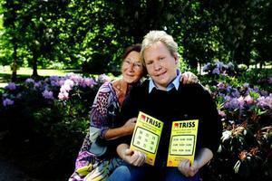 Nu kan Daniel Backlund, 29 år från Östersund, se fram emot ett extra tillskott i sin kassa. Han skrapade fram 10 000  kronor i 20 år på månadsklöver. Det var hans mormor Karin Backlund som köpte vinstlotten till Daniel.