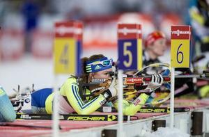 Linn Persson gjorde ännu en bra insats i världscupen och slog sitt personbästa: