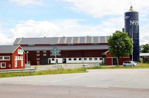 Nytorps gymnasium.