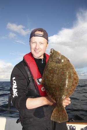 Markus Lundgren, Sveriges Sportfiske- och Fiskevårdsförbund.