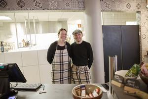 Marie och Thomas Lithén driver Bistrologiskt.