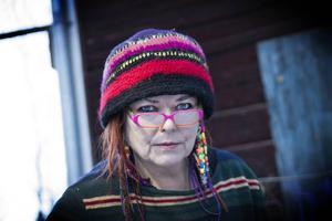 Med en blick för konst. Diana Andersson hittar idéer i sagor, religion och myter.