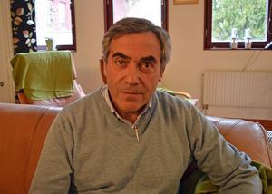 Andreas Boukas är chef på modersmålsenheten i Borlänge.