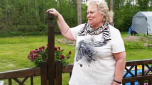 Anita Vytlacil fyller 70 år i morgon och firar tillsammans med familj och vänner.
