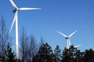 I Bollnäs kommun finns i dagsläget tillstånd eller bygglov för närmare 80 vindkraftverk – men bara tre finns i drift än så länge.
