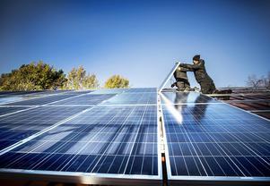 Anläggningen är tänkt att leverera 13-14 000 kWh/år.