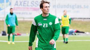 Mathias Benker hyllade Filip Tronêt efter sin första match i VSK.