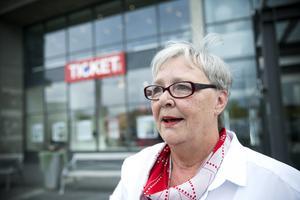 Lena Loodin Axelson, säljchef, Ticket i Borlänge.