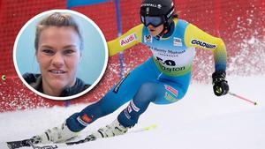 Anna Swenn-Larsson hoppas på en bättre säsong med en ny mental tränare. Foto: TT (Montage)