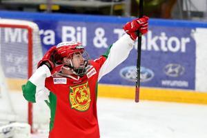 Oskar Svanlund blir kvar i Mora. Foto: Daniel Eriksson (Bildbyrån).