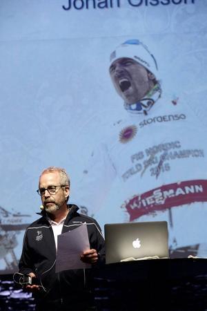 Janne Svedin, från Visit Södra Dalarna, kommer att arbeta med att ragga medlemmar till nya Beyond skiing foundation.
