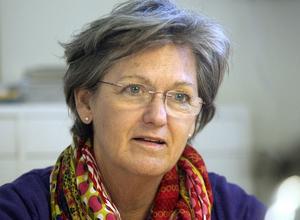 Socialförsäkringsminister Cristina Husmark Pehrsson