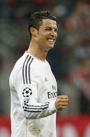 Cristiano Ronaldo och Real Madrid är favoriter till att vinna Champions League.