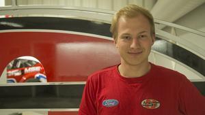 Kevin Eriksson har nu etablerat sig som en stabil semifinalist i rallycross-VM.