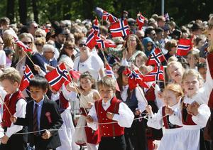 Grattis, Norge!