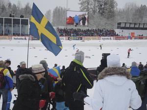Svenska skidspelen får 70 000 kronor i evenemangsstöd.