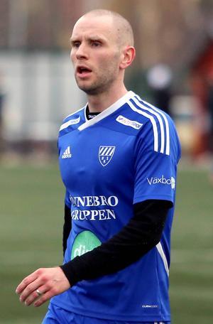 Erik Wästman låg bakom alla Rengsjös mål i 3–2-segern.