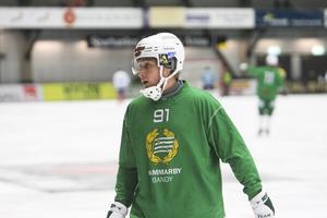 Ilja Grachev satte fyra mål när Hammarby inledde World cup med att köra över Stabaek.