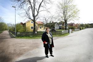 """Hela veckan hoppas Gävle kommun att medborgarna ska gå man ur huse och hjälpa till att """"Rena Gävle"""" från skräp. I Fjällbackens lilla villaområde bakom Stenas återvinningscentral är det städvecka varje vecka, i stort sett året runt."""