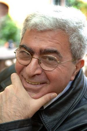 Vass Penna. Palestiniern Elias Khory.