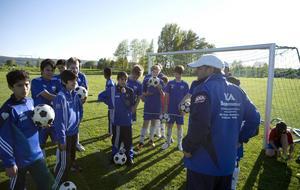 De flesta i Ope Zlatan, som består av pojkar födda 2002, har spelat fotboll tillsammans sedan de var sju år.