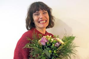 Årets pristagare: Alexandra Zetterberg Ehn. Foto: Kristian Ekenberg