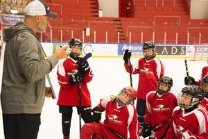 Henrik Cedergren var imponerad av tjejerna som samlades under veckan.