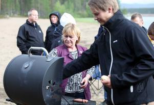 Beatrice Ask tycker att det är viktigt att marknadsföra Härjedalen i övriga Sverige, hon tycker att landskapet har kommit lite i skymundan
