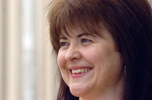 Svetlana Mol-Ogly ska hjälpa arbetslösa med utbildning att få anställning.