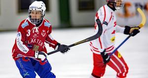 15-åriga Clas Boström gjorde debut för Västanfors A-lag i matchen mot Nitro/Nora.