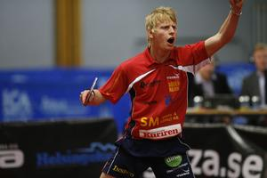 Hampus Nordberg var kvällens lirare då Suif besegrade Eslöv på bortabord.